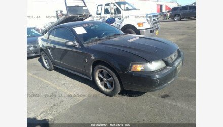 2001 Ford Mustang Coupe for sale 101223924