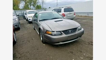 2001 Ford Mustang Coupe for sale 101225876