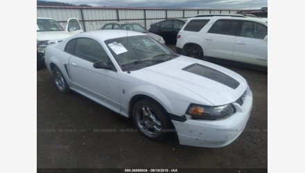 2001 Ford Mustang Coupe for sale 101225933
