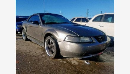 2001 Ford Mustang Convertible for sale 101240921