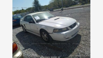 2001 Ford Mustang Coupe for sale 101320701
