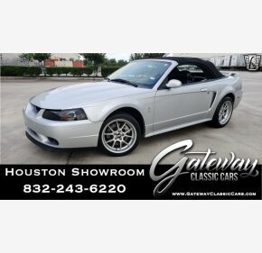 2001 Ford Mustang for sale 101323420