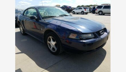 2001 Ford Mustang Coupe for sale 101328295
