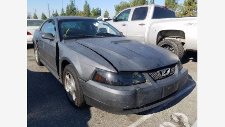 2001 Ford Mustang Coupe for sale 101354995