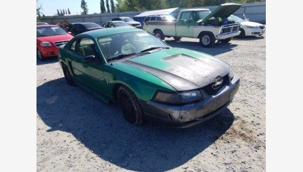2001 Ford Mustang Coupe for sale 101357865