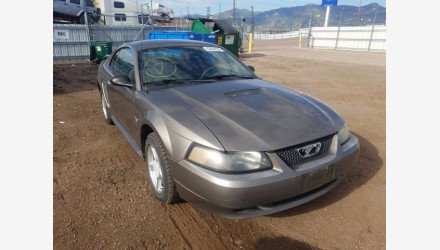 2001 Ford Mustang Coupe for sale 101358531