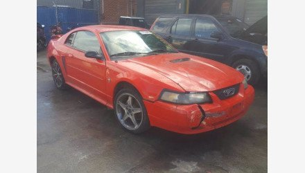 2001 Ford Mustang Coupe for sale 101359670