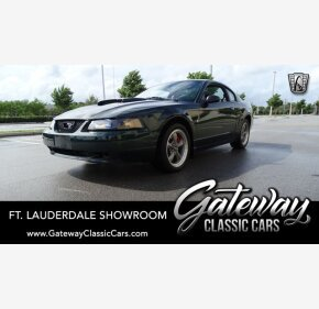 2001 Ford Mustang for sale 101404153