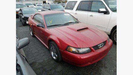 2001 Ford Mustang GT Coupe for sale 101406792
