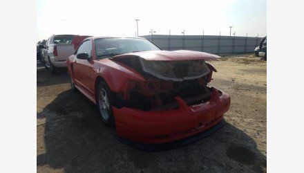 2001 Ford Mustang Coupe for sale 101417008