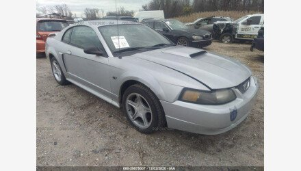 2001 Ford Mustang GT Coupe for sale 101417160