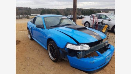 2001 Ford Mustang Coupe for sale 101441227