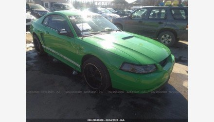 2001 Ford Mustang Coupe for sale 101465120