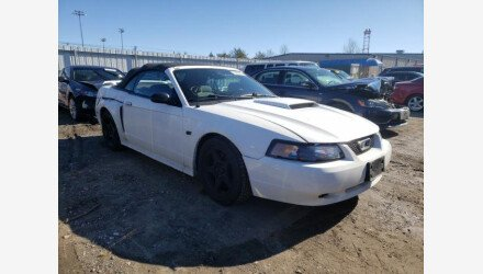 2001 Ford Mustang GT Convertible for sale 101466638