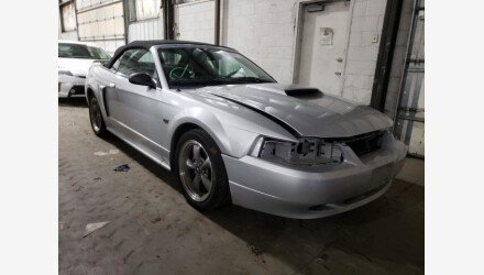 2001 Ford Mustang GT Convertible for sale 101468048