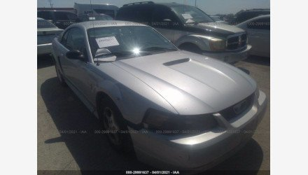 2001 Ford Mustang Coupe for sale 101487755