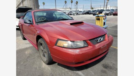 2001 Ford Mustang GT Convertible for sale 101489028