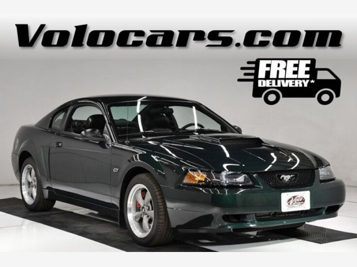 2001 Ford Mustang for sale 101491549