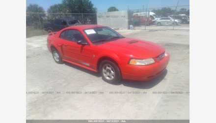 2001 Ford Mustang Coupe for sale 101493473