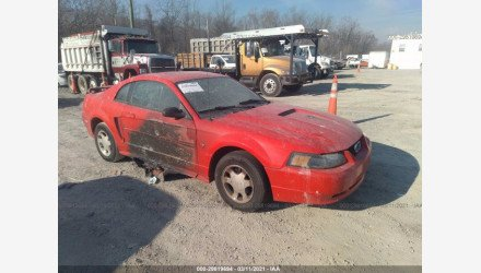 2001 Ford Mustang Coupe for sale 101493476