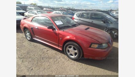 2001 Ford Mustang Coupe for sale 101493482