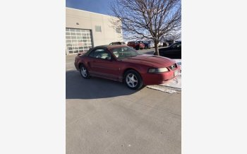 2001 Ford Mustang for sale 101493706