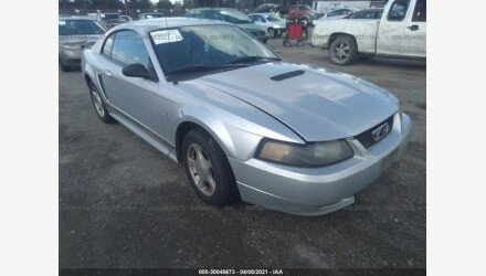 2001 Ford Mustang Coupe for sale 101494355