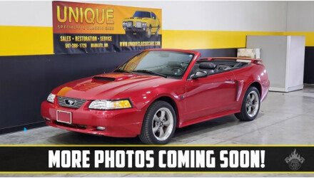 2001 Ford Mustang GT Convertible for sale 101496936