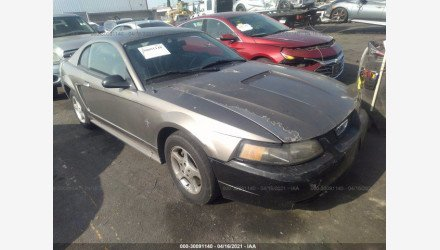 2001 Ford Mustang Coupe for sale 101498079
