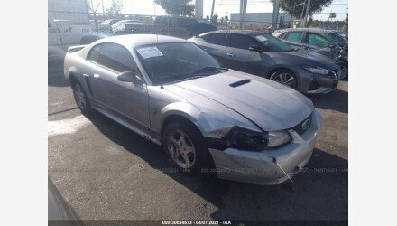 2001 Ford Mustang Coupe for sale 101498115