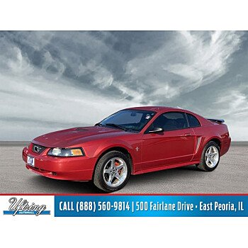 2001 Ford Mustang for sale 101556185