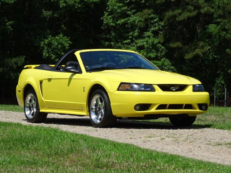 2001 Ford Mustang for sale 101603201