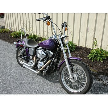 2001 Harley-Davidson Dyna for sale 200630857