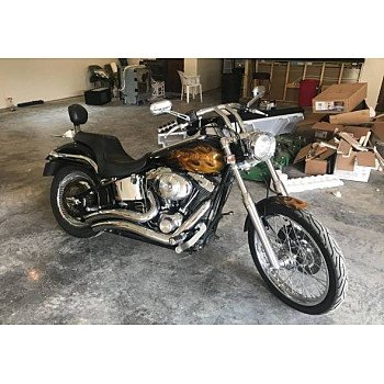 2001 Harley-Davidson Softail for sale 200553271