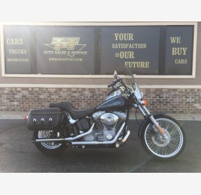 2001 Harley-Davidson Softail for sale 200615117