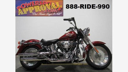 2001 Harley-Davidson Softail for sale 200662613