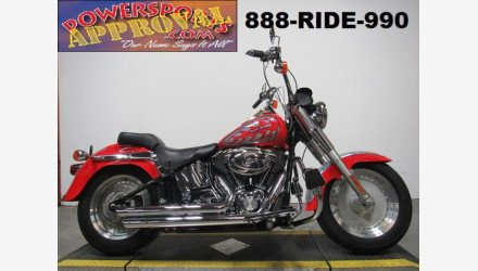 2001 Harley-Davidson Softail for sale 200693693