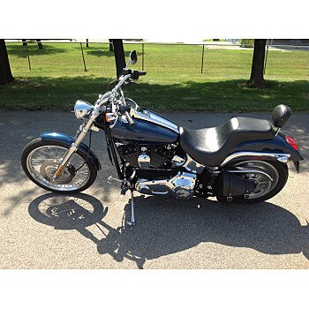 2001 Harley-Davidson Softail Deuce for sale 200707849