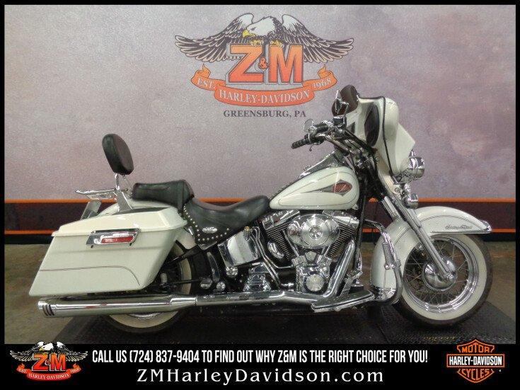 2001 Harley-Davidson Softail for sale 201097970