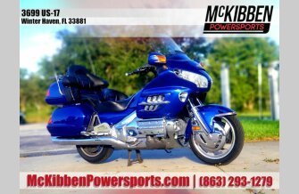 2001 Honda Gold Wing for sale 200970255