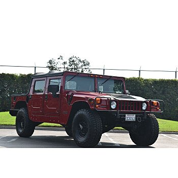 2001 Hummer H1 4-Door Open Top for sale 101389543