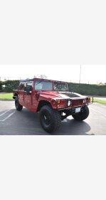 2001 Hummer H1 4-Door Open Top for sale 101389543