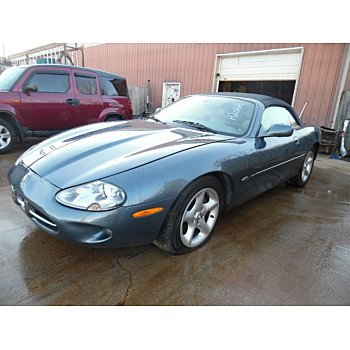 2001 Jaguar XK8 Convertible for sale 100289881
