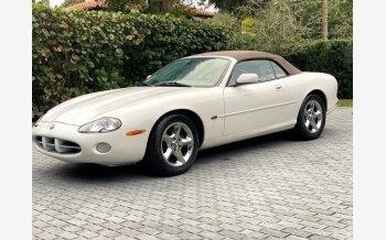 2001 Jaguar XK8 for sale 101435427