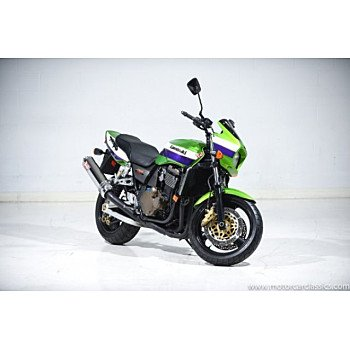 2001 Kawasaki ZRX1200R for sale 200711160