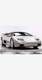 2001 Lamborghini Diablo for sale 101423091