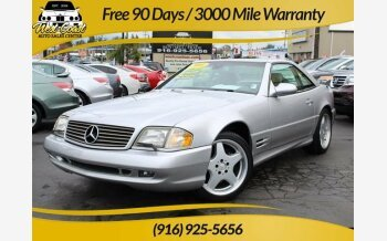 2001 Mercedes-Benz SL500 for sale 100966223