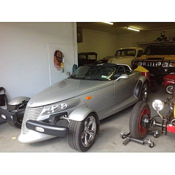 2001 Plymouth Prowler for sale 101043604