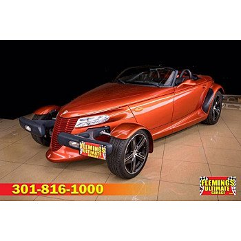 2001 Plymouth Prowler for sale 101494709