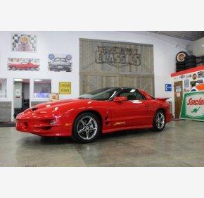 2001 Pontiac Firebird Coupe for sale 101062700